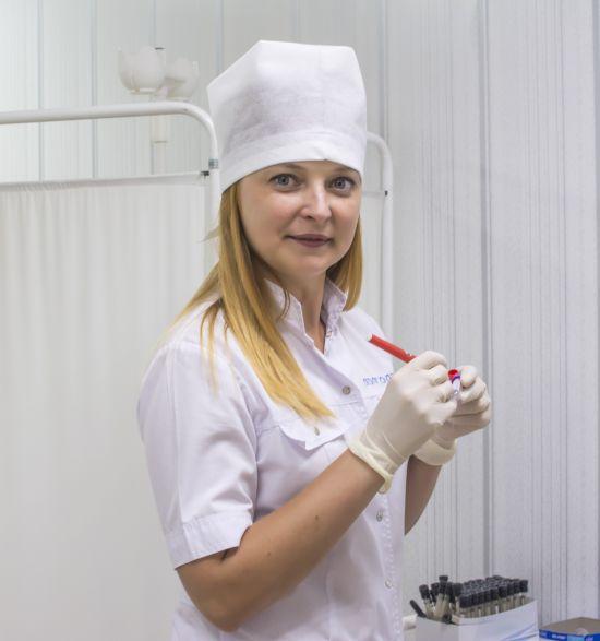 Лесюк Елена Михайловна